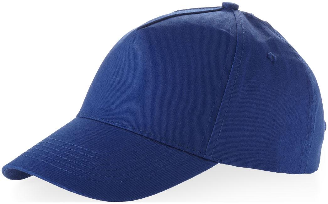 Casquette publicitaire 5 panneaux Memphis - casquette personnalisable