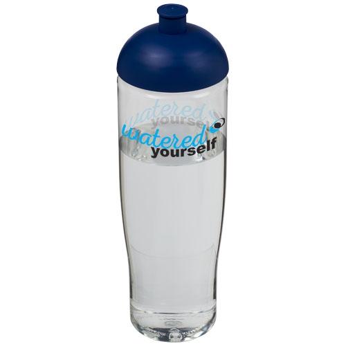 Bouteille de sport personnalisable H2O Tempo® 700 ml avec couvercle en dôme - Objet publicitaire pour le sport