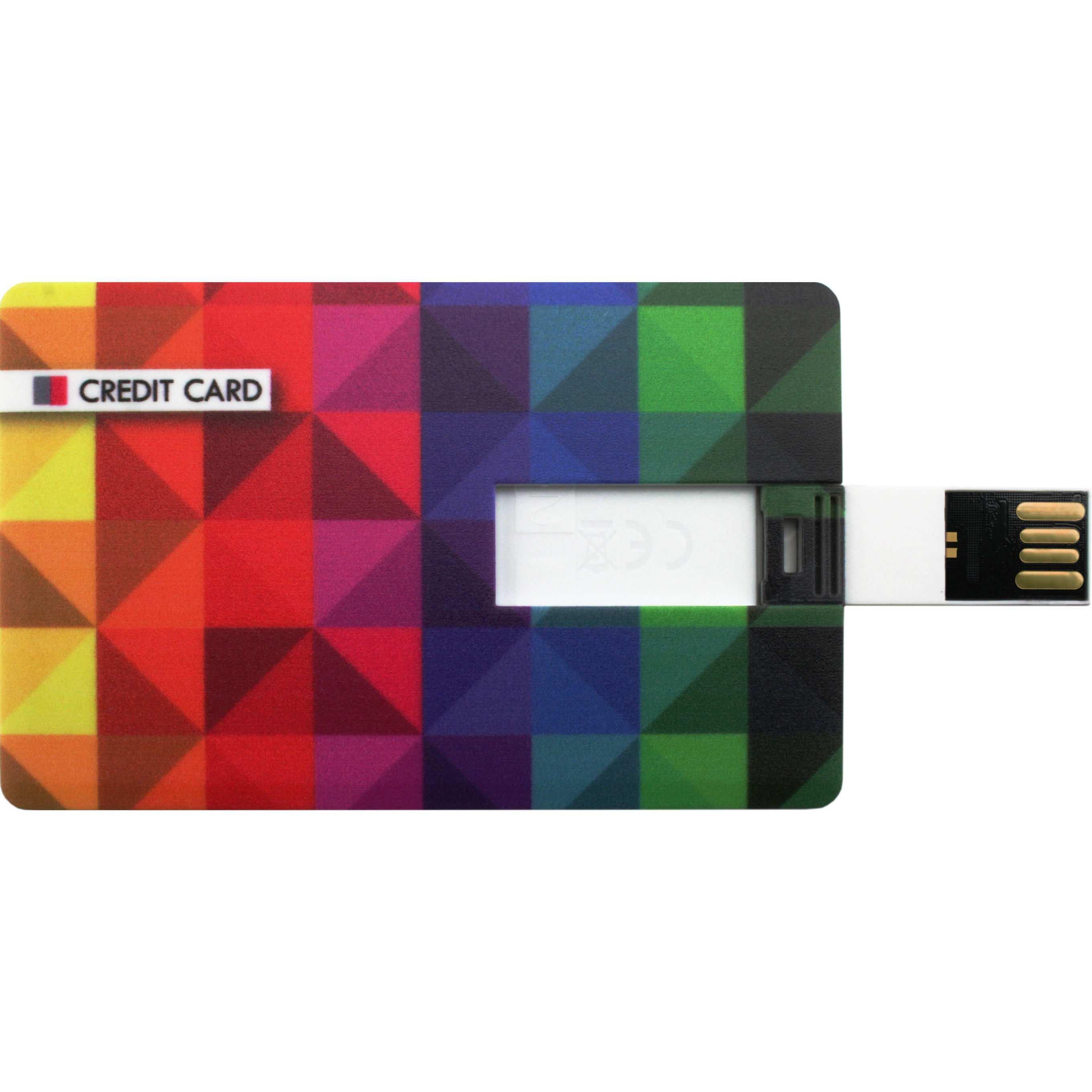 Clé USB publicitaire Credit Card - clé USB promotionnelle