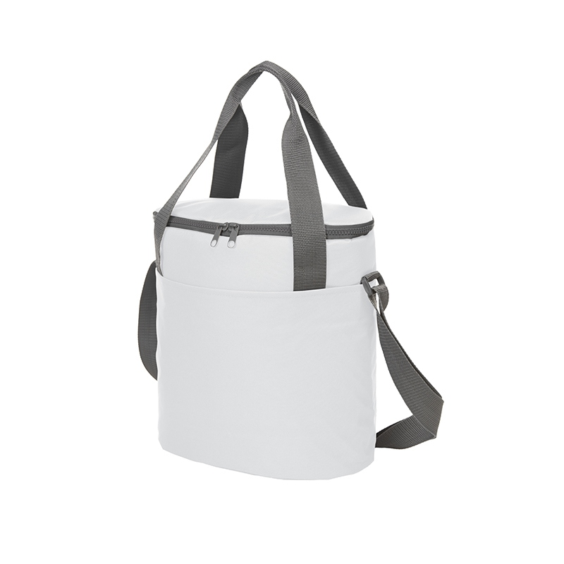Sac isotherme publicitaire Solution vert mai