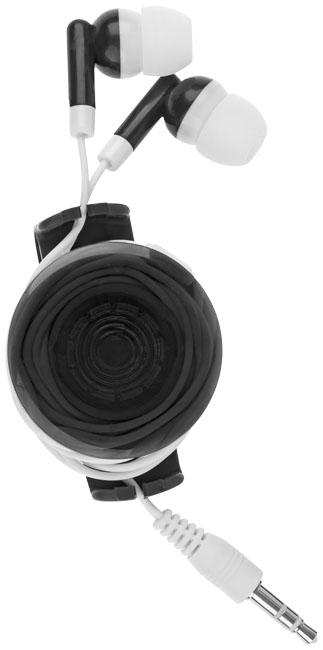 Ecouteurs publicitaires Strix - noir