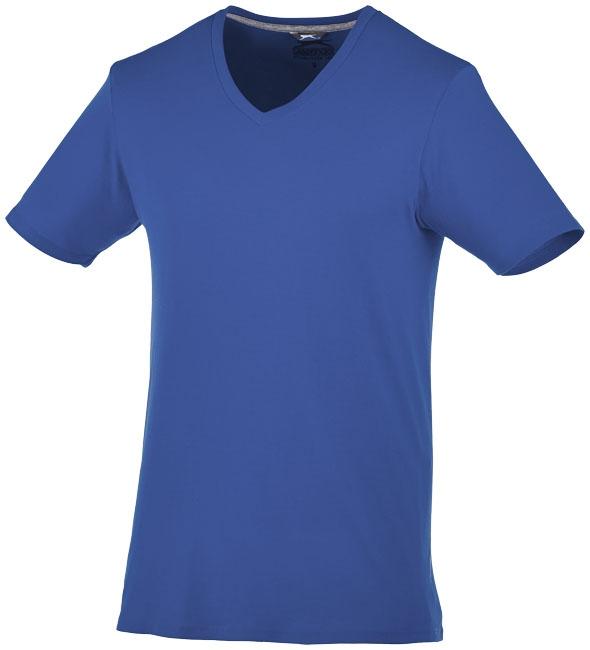 T-shirt publicitaire manches courtes homme Bosey - Tee-shirt personnalisé - bleu