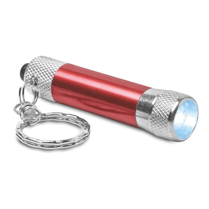 Lampe de poche promotionnelle Arizo - Cadeau publicitaire high-tech