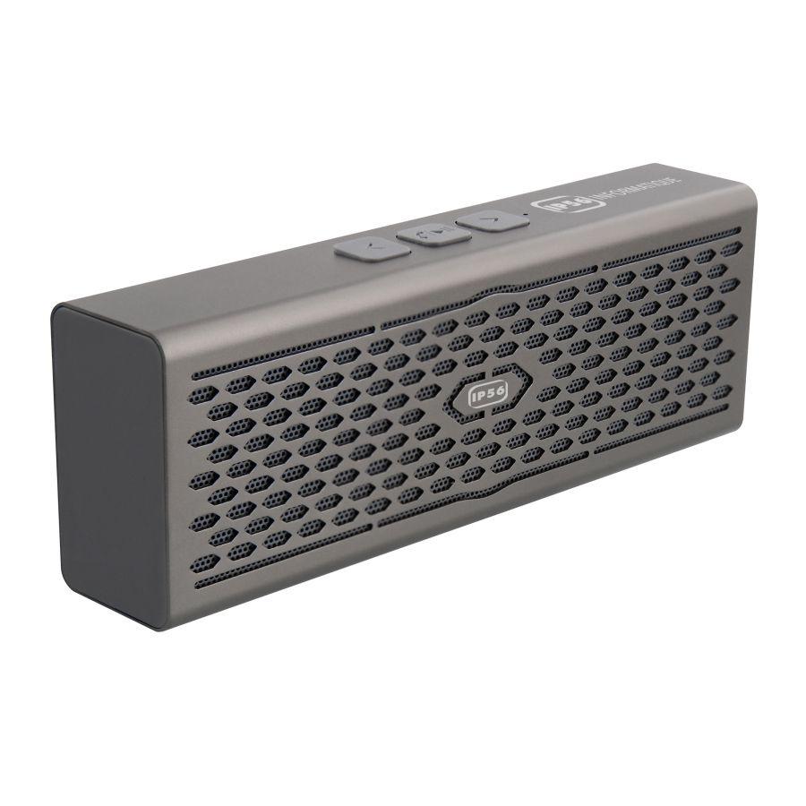 Haut-parleur Bluetooth® personnalisé Vintage - Cadeau d'entreprise  high-tech