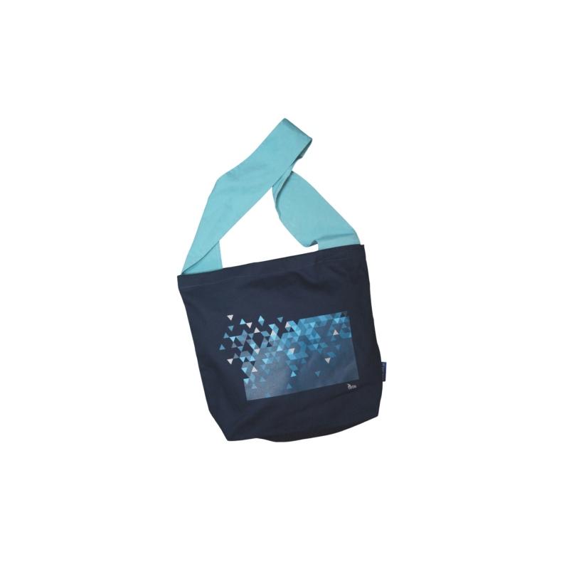 Sac shopping publicitaire Eden - Tote bag personnalisable en coton