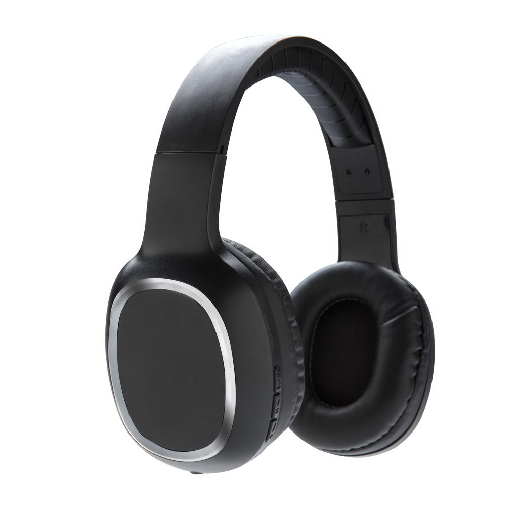 Casque audio personnalisable Dark - caque bluetooth publicitaire