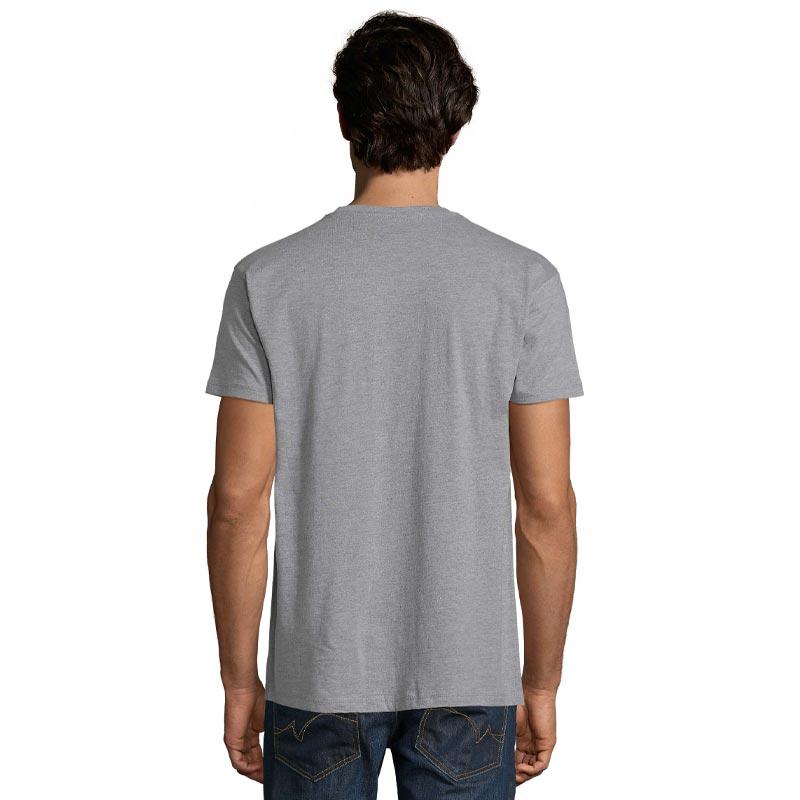 tee-shirt publicitaire pour homme imperial - dos