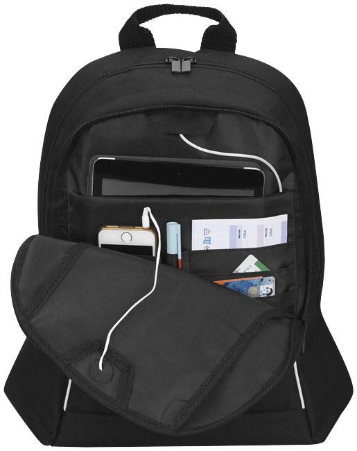 """Sac à dos pour ordinateur portable de 15.6"""" Stark tech"""