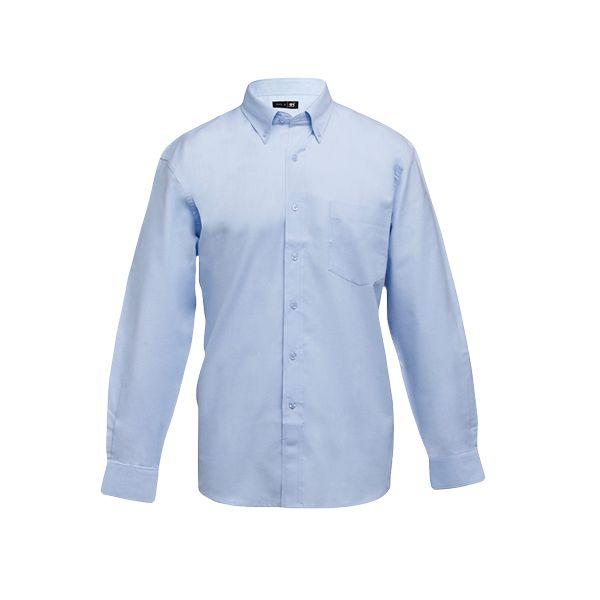 Chemise publicitaire en oxford pour homme Tokyote - textile publicitaire