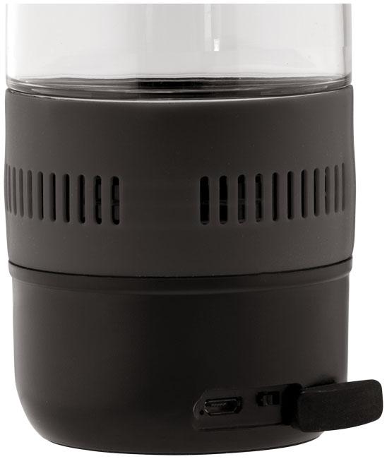 Haut-parleur personnalisé - Gourde sport Bluetooth® Ace