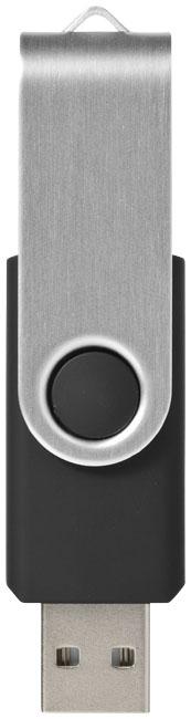Clé USB publicitaire rotative 16 Go Axis - clé USB personnalisée