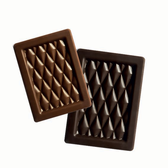 Chocolat de dégustation à offrir en cadeau entreprise de fin d'année