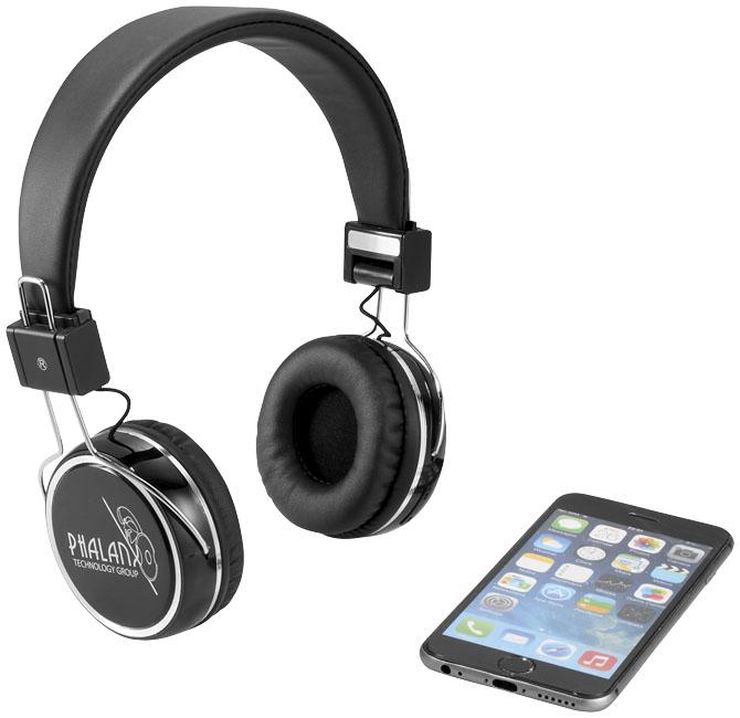 Casque publicitaire Bluetooth® Midas - Objet publicitaire high-tech