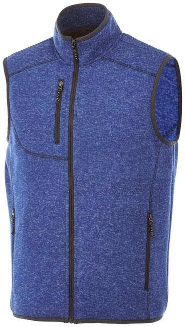 Textile promotionnel - Bodywarmer publicitaire Fontaine