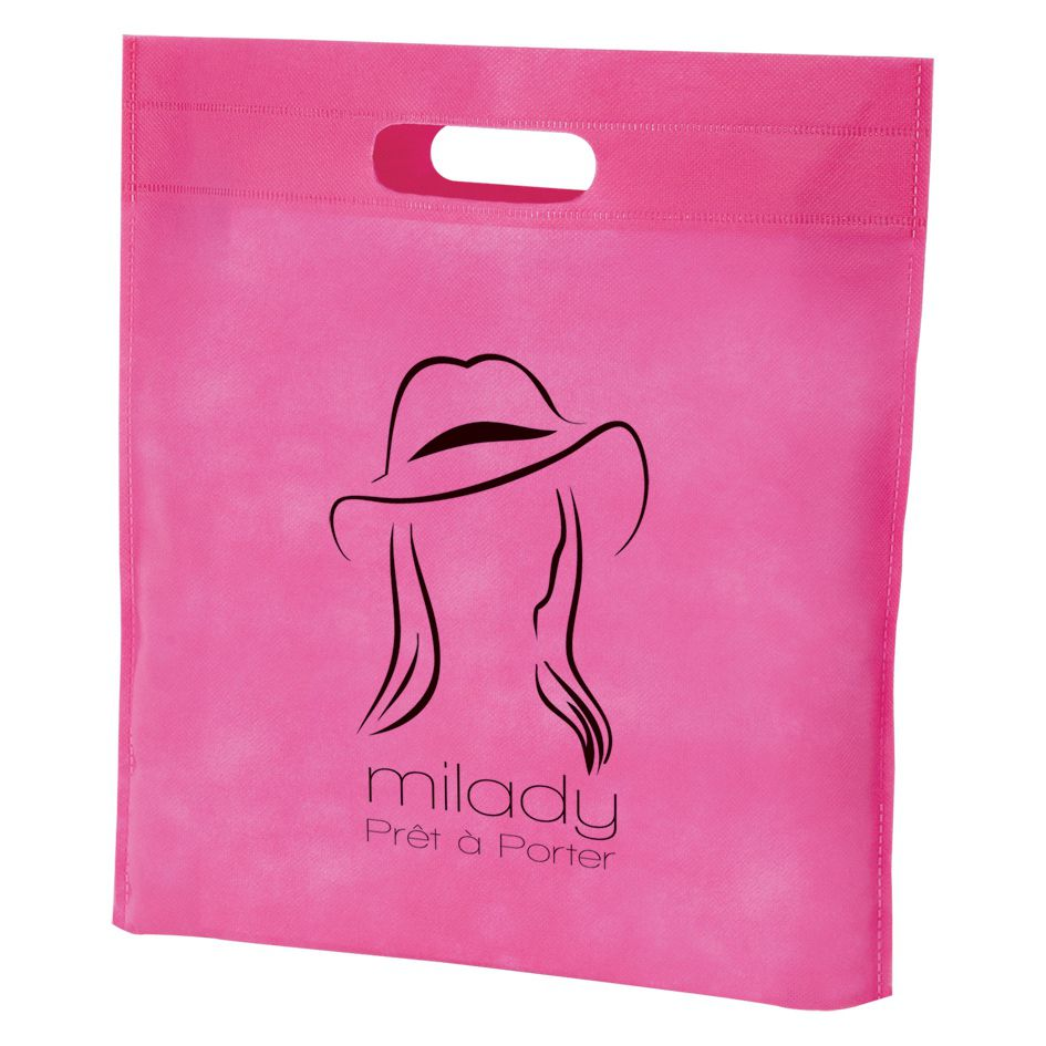 Sac shopping publicitaire Fame - sac shopping promotionnel