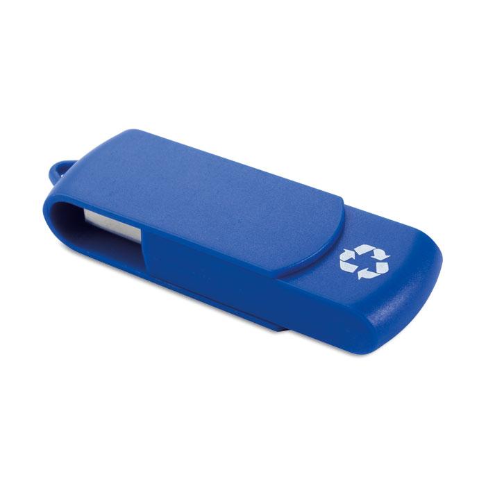 Cadeau publicitaire écologique - Clé USB publicitaire écologique Recycloflash