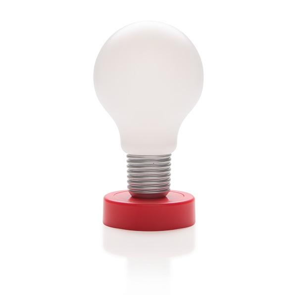 Lampe LED à poussoir Take