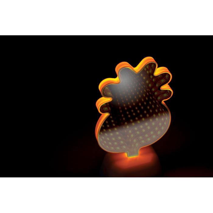 Cadeau publicitaire - Lampe publicitaire 3D miroir illusion Ananas