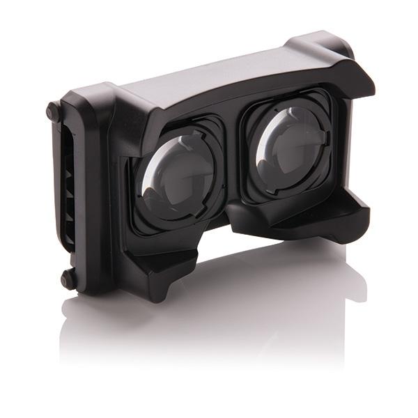 Lunettes de réalité virtuelle publicitaires Pow