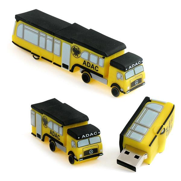 Clé USB publicitaire fashion 3D Made - Clé USB 100% personnalisable