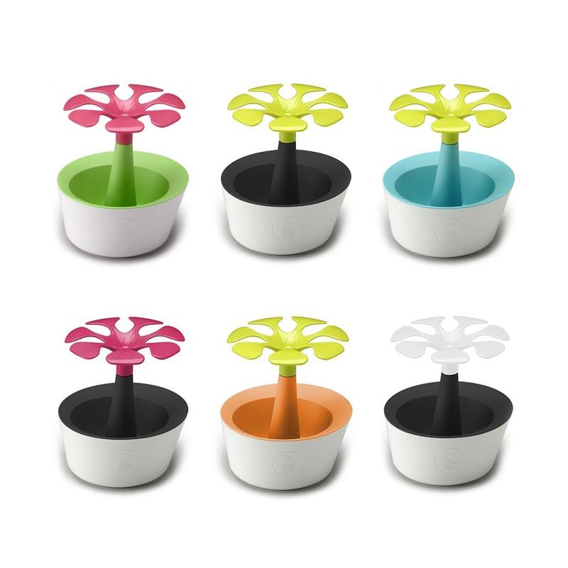 Pot à crayons promotionnel FloPop - cadeau publicitaire écologique