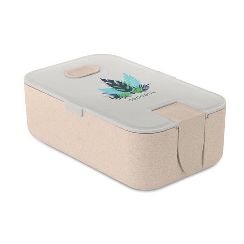 Lunch Box en paille de blé Lunch2go