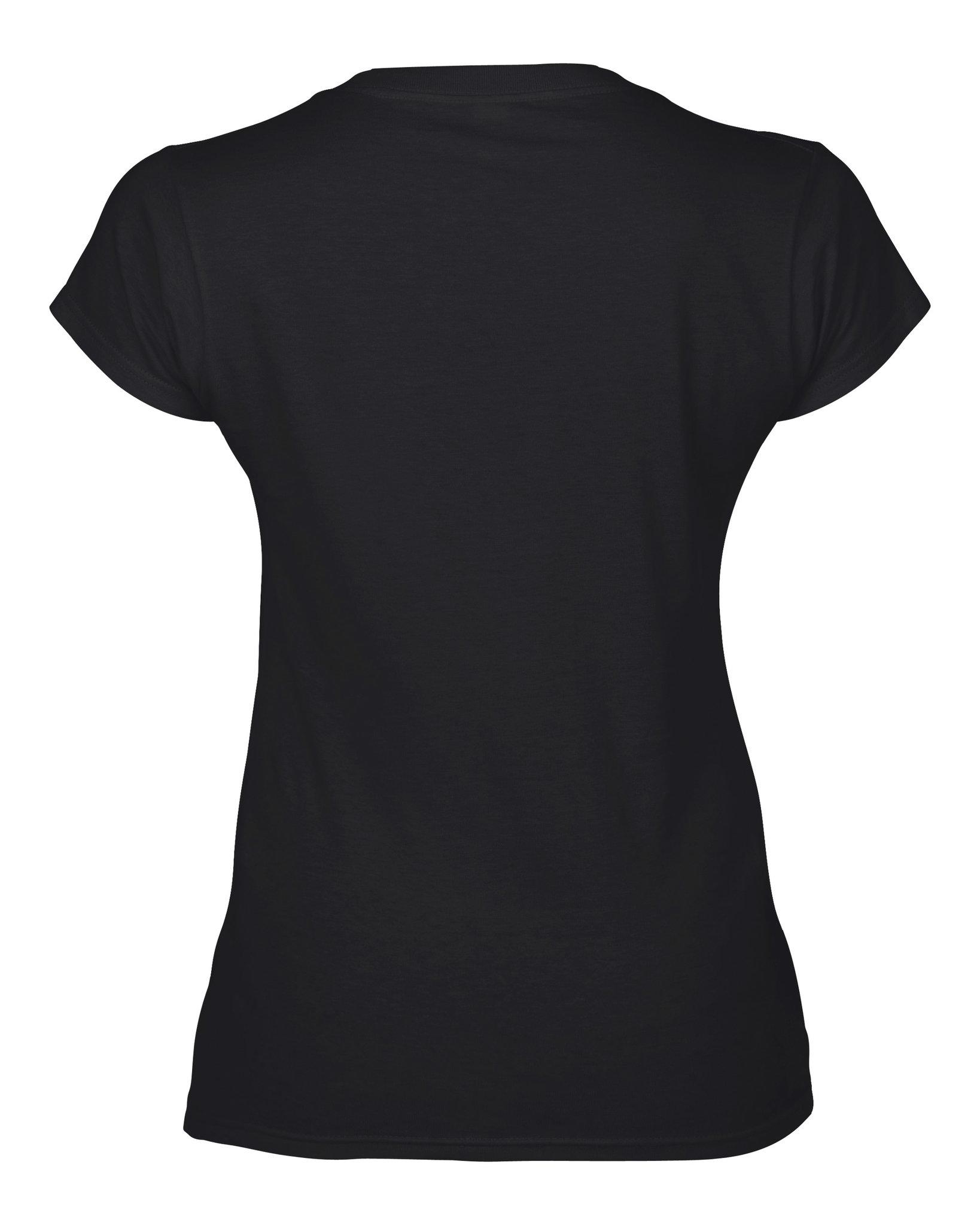 T-shirt promotionnel pour femme Necky - t-shirt publicitaire