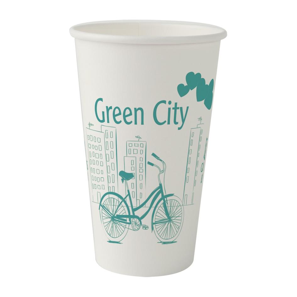 Gobelet promotionnel écologique Indy - goodies écologique