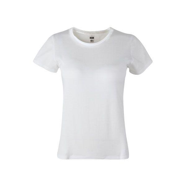 T-shirt personnalisé pour femme Sofia Women blanc - textile publicitaire