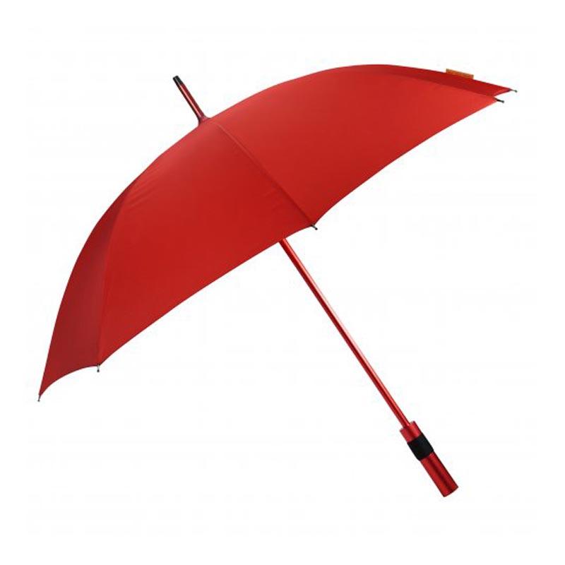 Parapluie publicitaire Alucolor - rouge