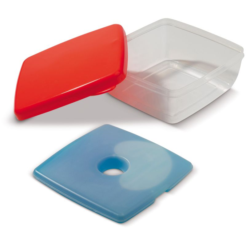 Goodies - Luch box personnalisée avec compartiment froid amovible Freeze