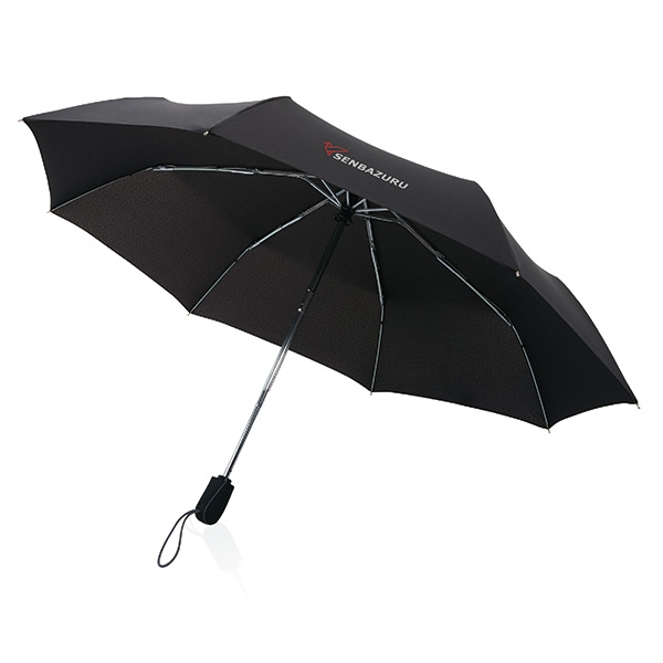 Parapluie personnalisable Swiss Peak® Traveler - parapluie promotionnel