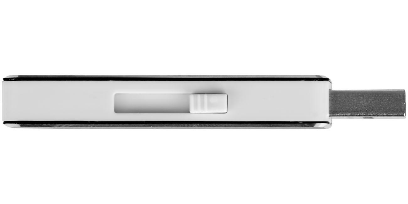 Clé USB personnalisée Glide 8 Go - accessoire de travail publicitaire