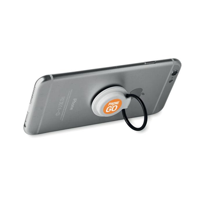 Goodies - Support publicitaire pour smartphone Corona - noir