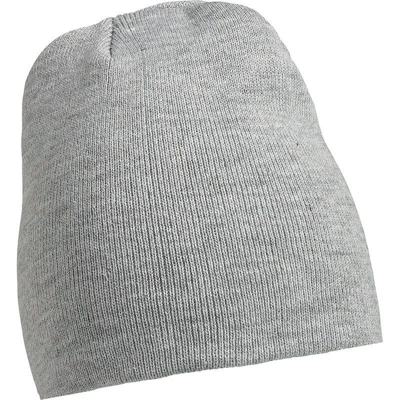 Bonnet publicitaire tricot sans revers Bobo - Cadeau publicitaire textile hiver
