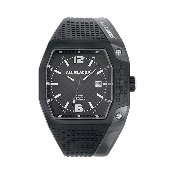 Montre publicitaire All Blacks Force - cadeau d'affaire