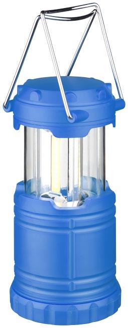 Lanterne publicitaire avec lumière COB Cobalt - cadeau publicitaire