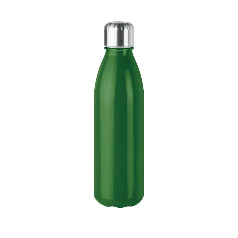Bouteille en verre publicitaire Aspen - vert