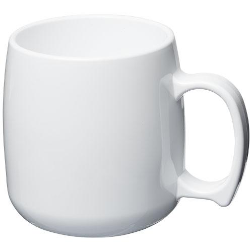 Mug personnalisé Classic 300 ml - Mug publicitaire transparent