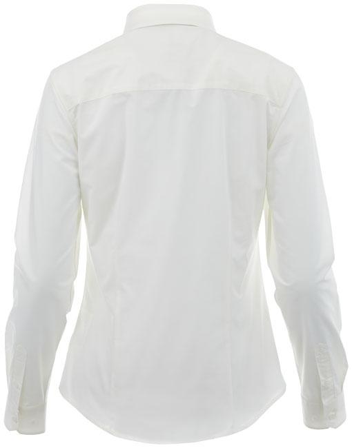 Chemise personnalisée manches longues Hamell pour femme - chemise personnalisable