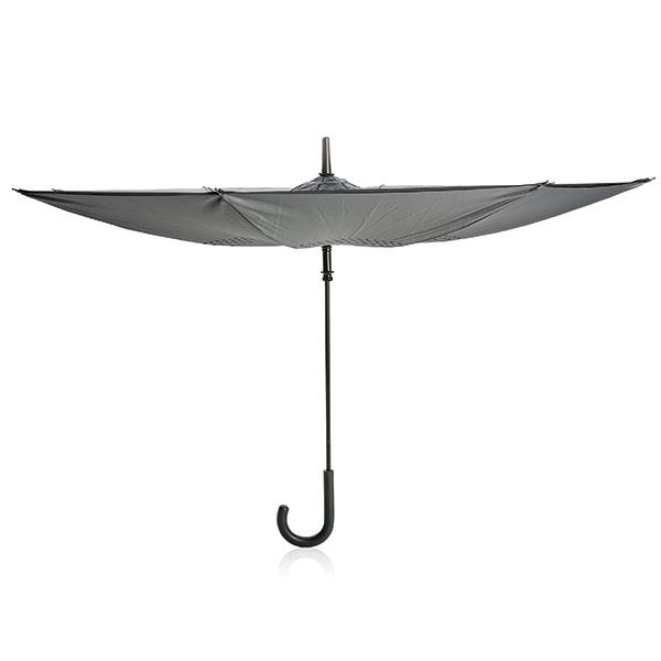 """Parapluie publicitaire manuel réversible de 23"""" Backwards - Objet publicitaire"""