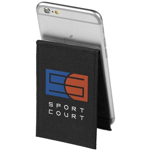 Porte-cartes RFID personnalisable Premium - objet publicitaire