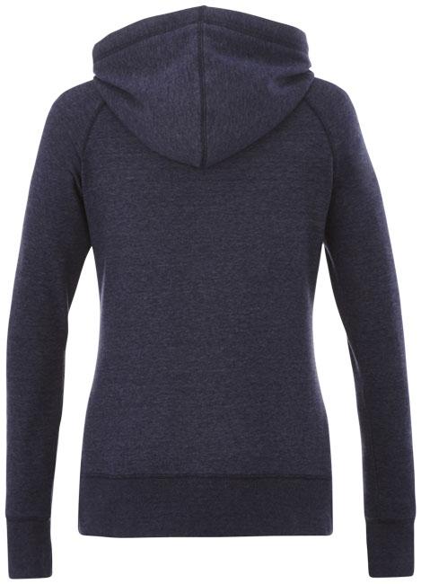 Veste à capuche publicitaire femme Groundie - Textile publicitaire
