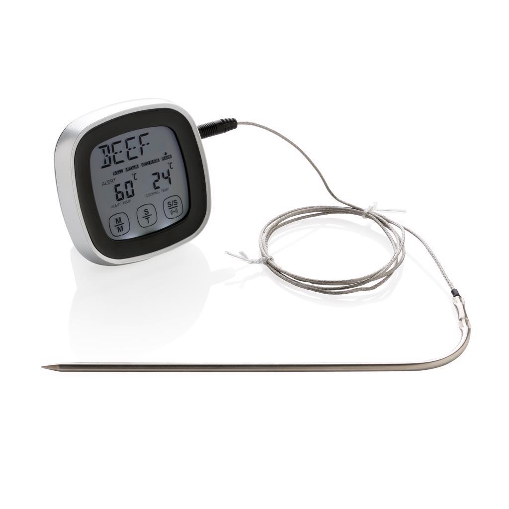 Objet publicitaire cuisine - Thermomètre numérique alimentaire