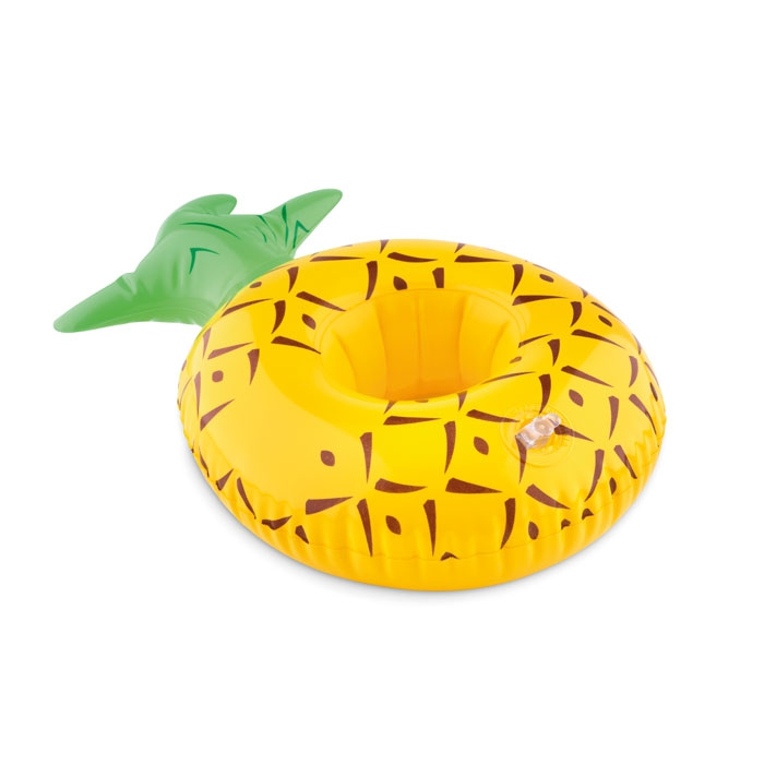 goodies original - porte cannette publicitaire gonflable ananas Mini Pina