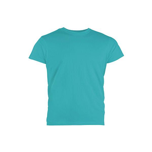 T-shirt personnalisé pour homme Luanda 3XL - turquoise