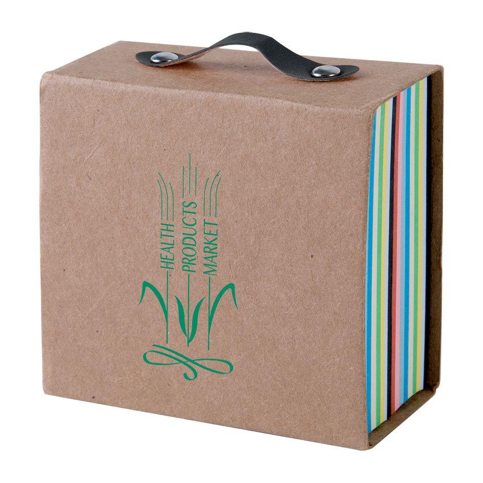 Bloc-notes promotionnel écologique Palatino - goodies écologique