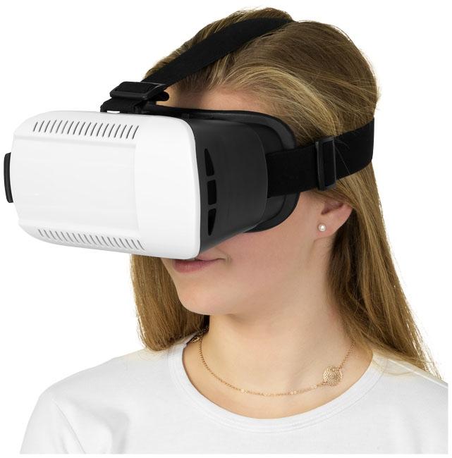 Casque Réalité Virtuelle publicitaire Luxe - cadeau  d'entreprise high-tech