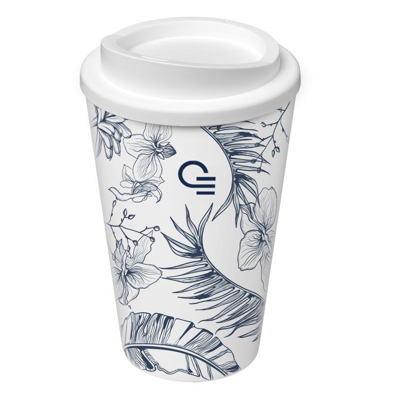 mug de voyage publicitaire Americano - goodies antibactérien