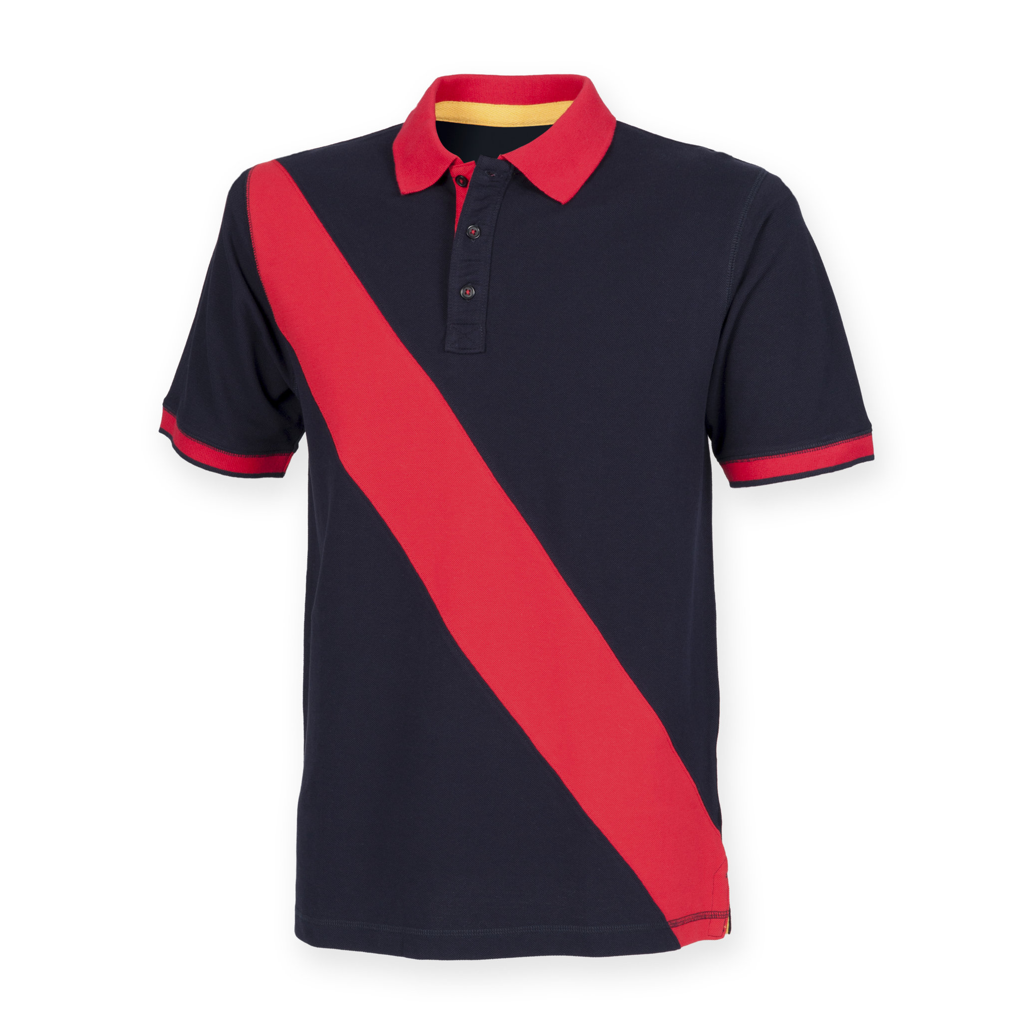 Polo publicitaire Stripe Rugby - polo personnalisable